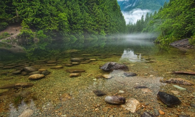 The Clearest Lakes in the US – 10 Of The Best [2021]