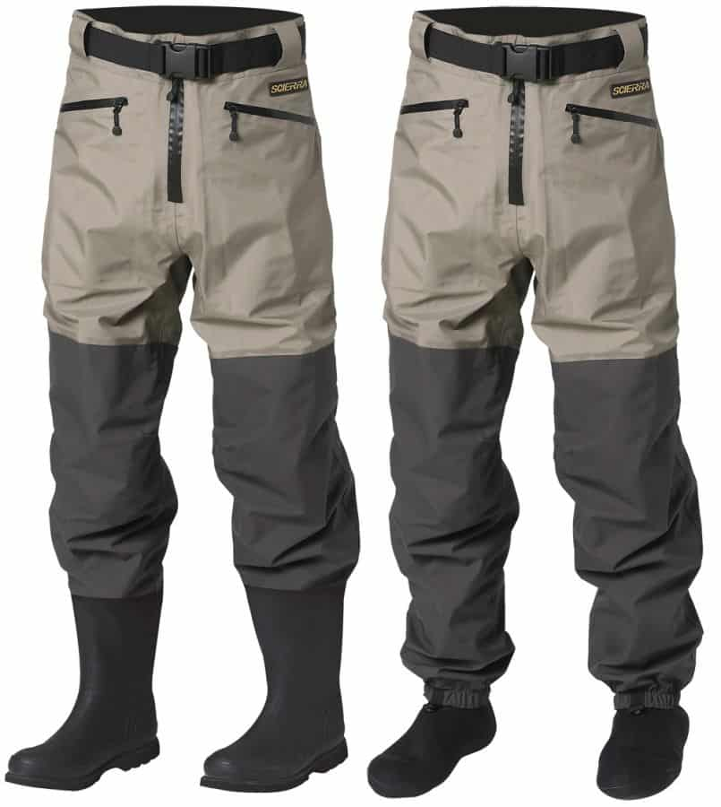 best salt water waders