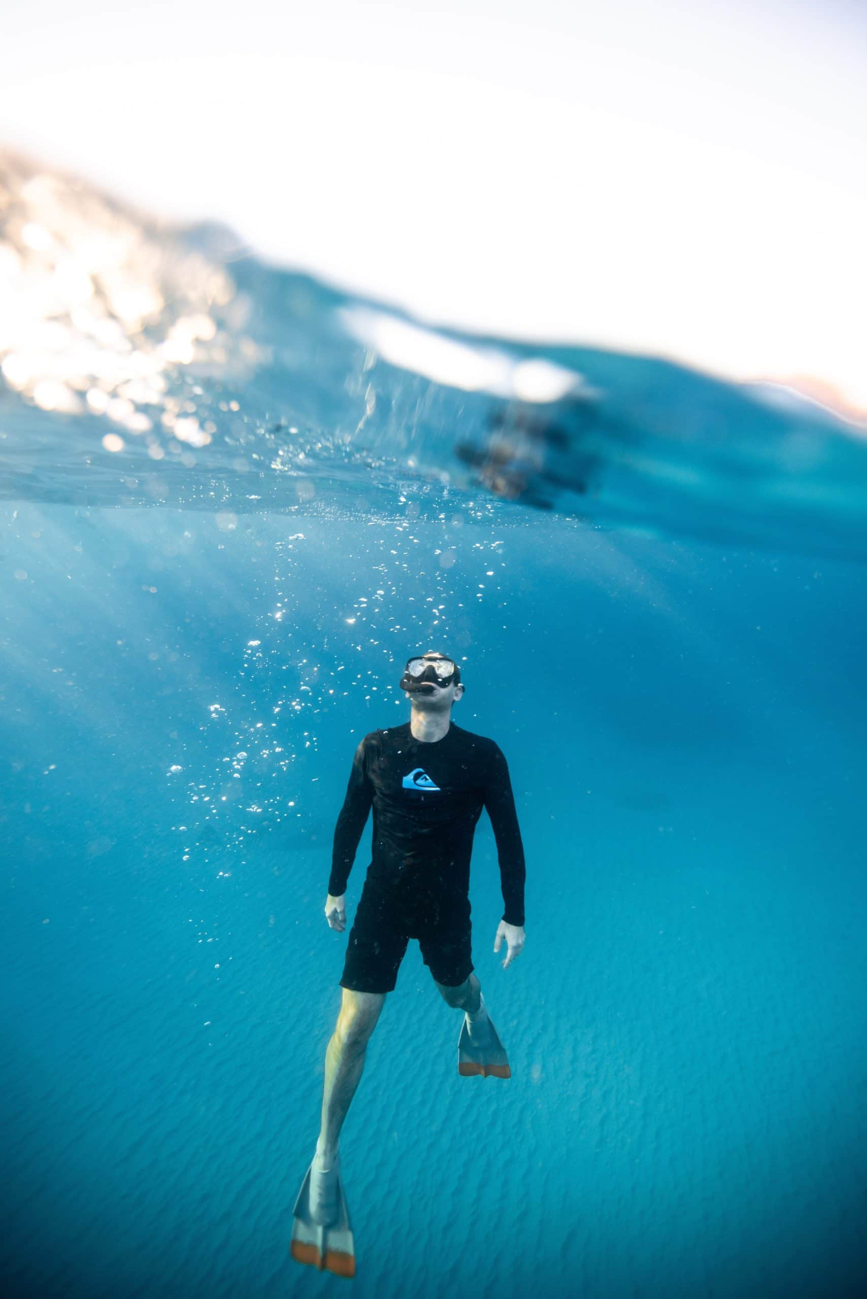 how to choose a freediving mask