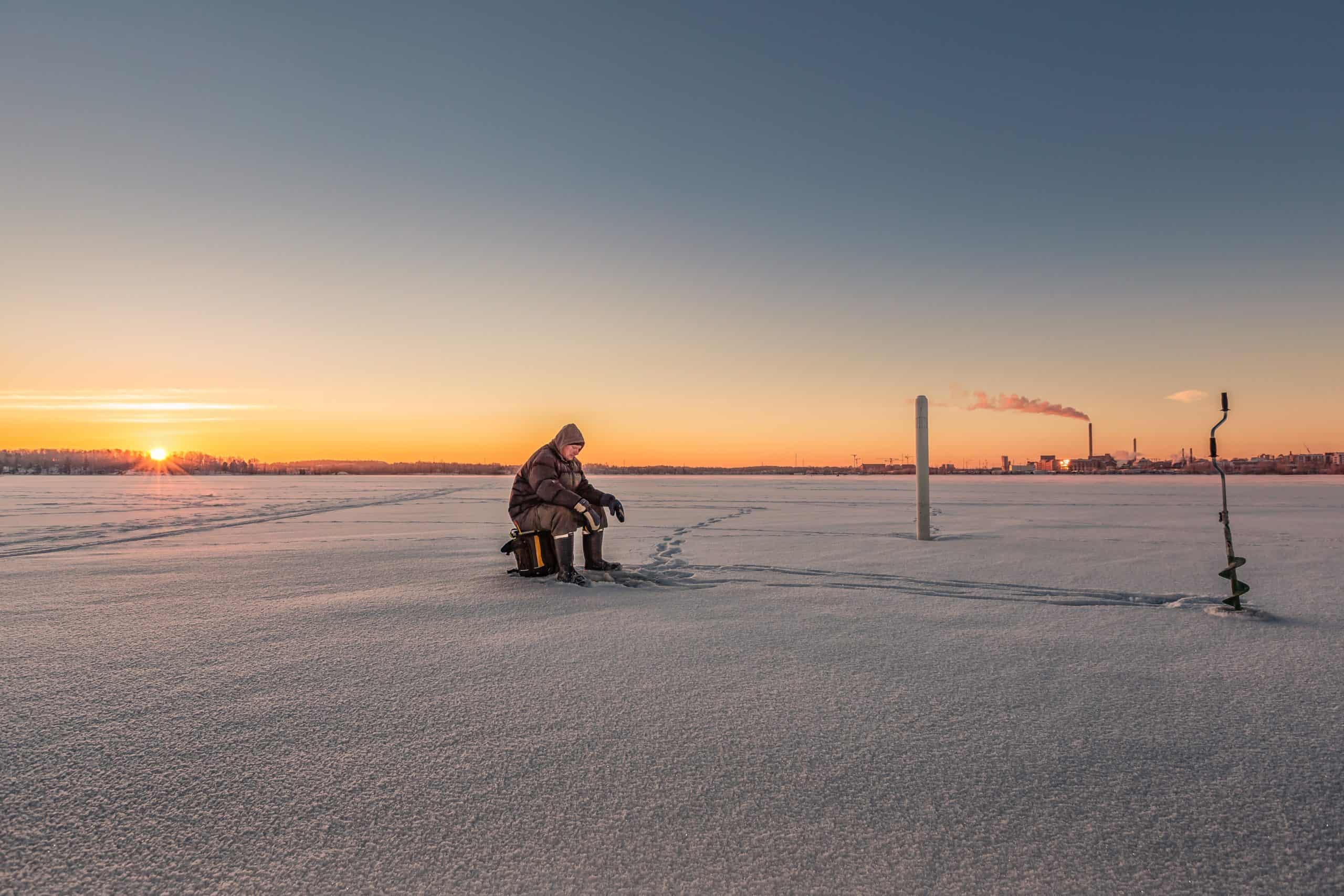 Top 5 best spots for ice fishing in colorado