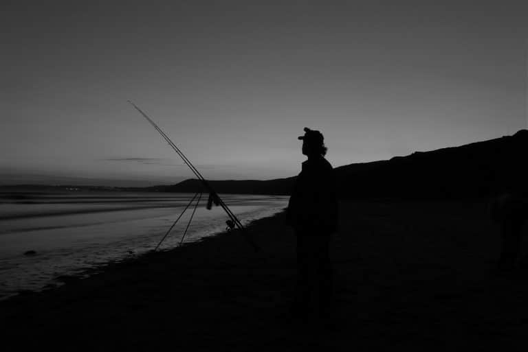 Surf Fishing At Night – How To Stay Safe & Practical Advice