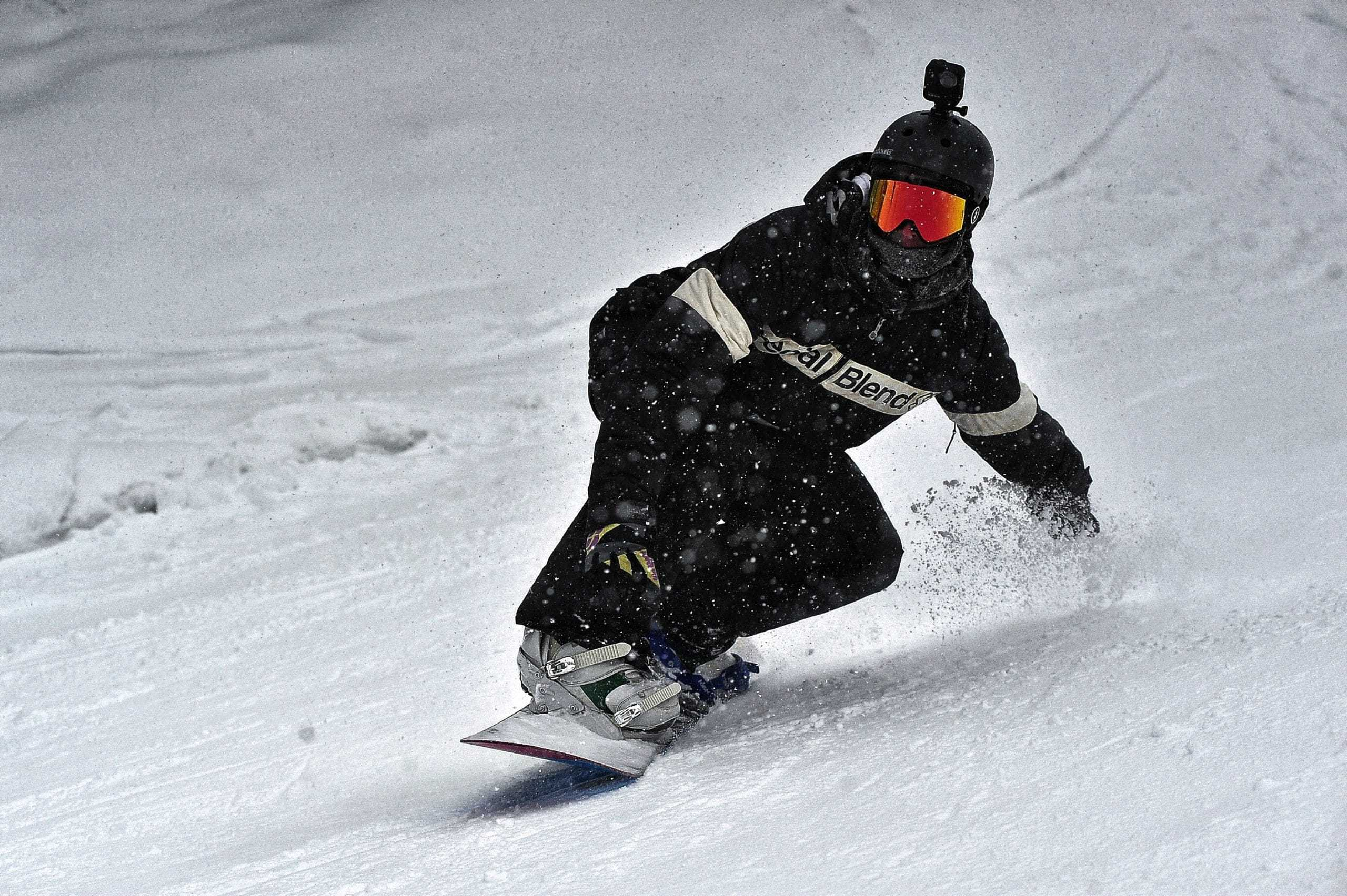 different types of snowboard