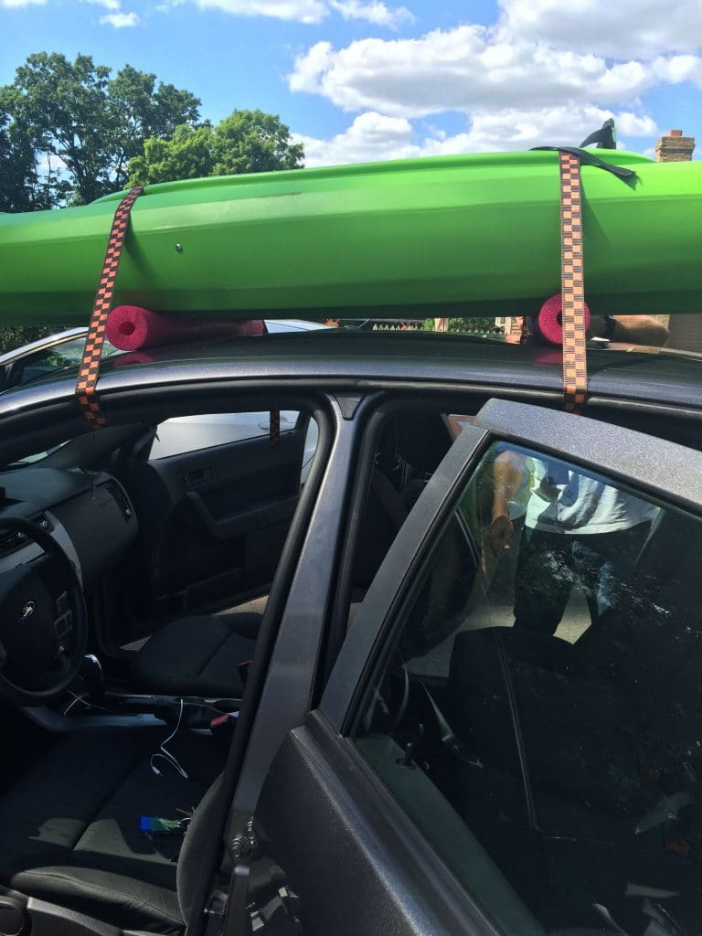 How To Transport A Kayak Without A Roof Rack – Step By Step