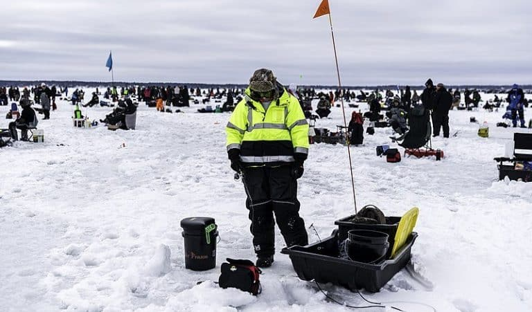 Best Ice Fishing Sled – Top 5 Sleds To Haul Your Gear