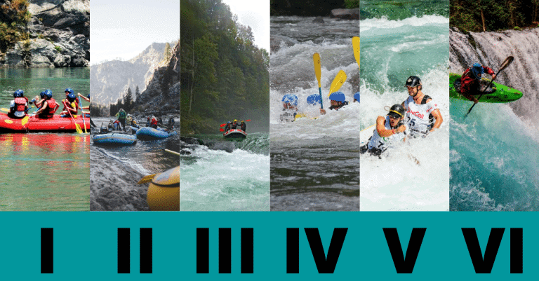 Whitewater Classification System – Know Your Rivers