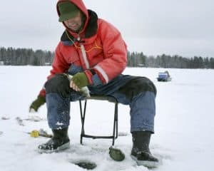 ice fishing bibs