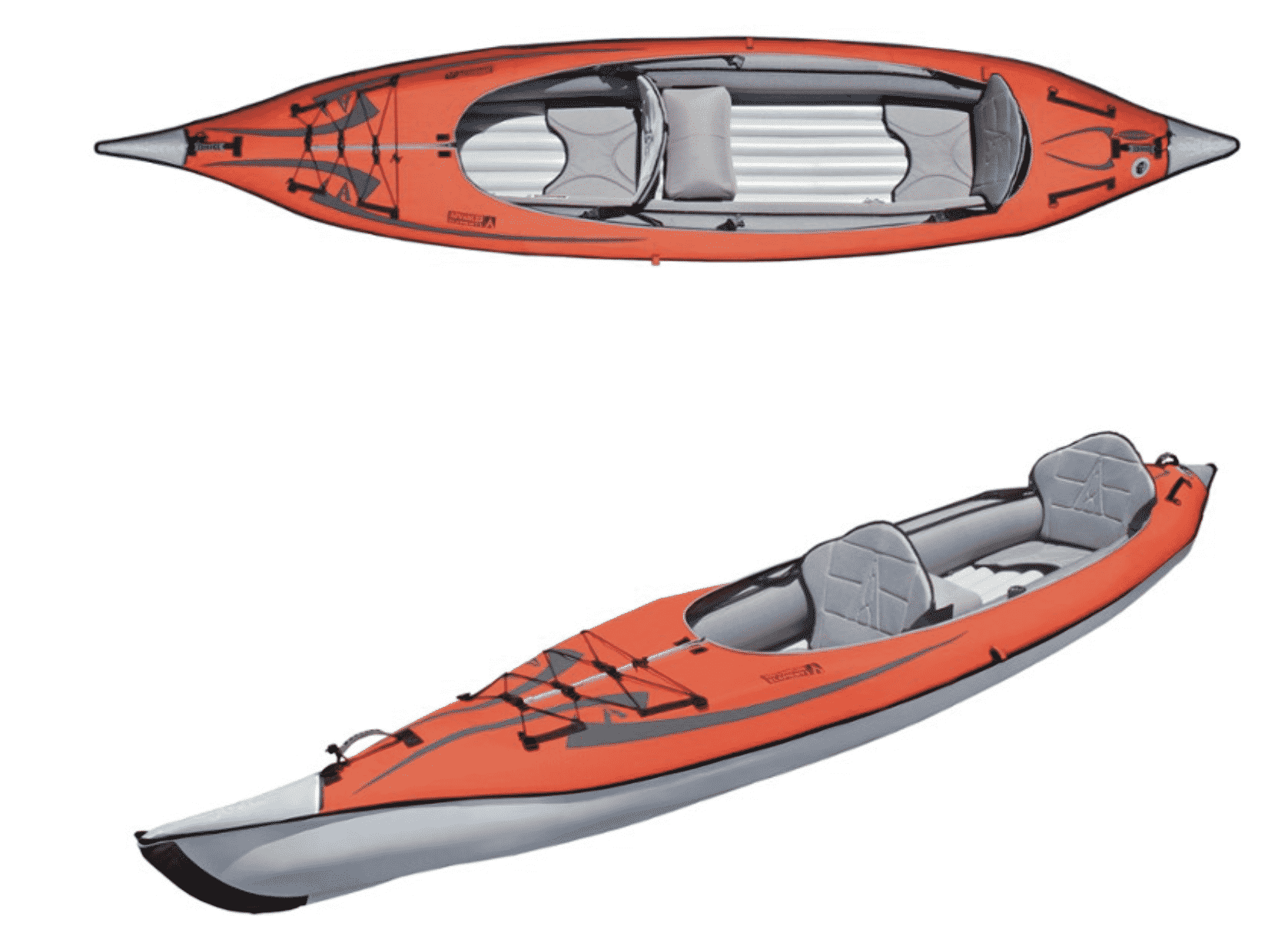 Advanced Elements AdvancedFrame Tandem Inflatable Kayak