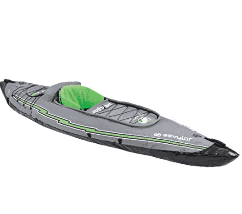 Sevylor Quikpak K5 1-Person Inflatable Kayak