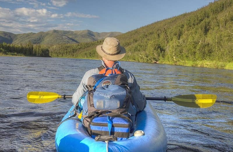 Best inflatable kayak on lake