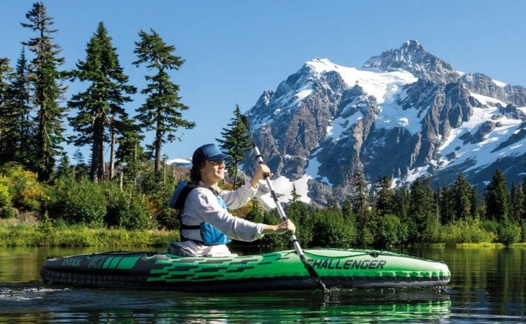 Intex Challenger K1 Review – Inflatable Kayak Guides