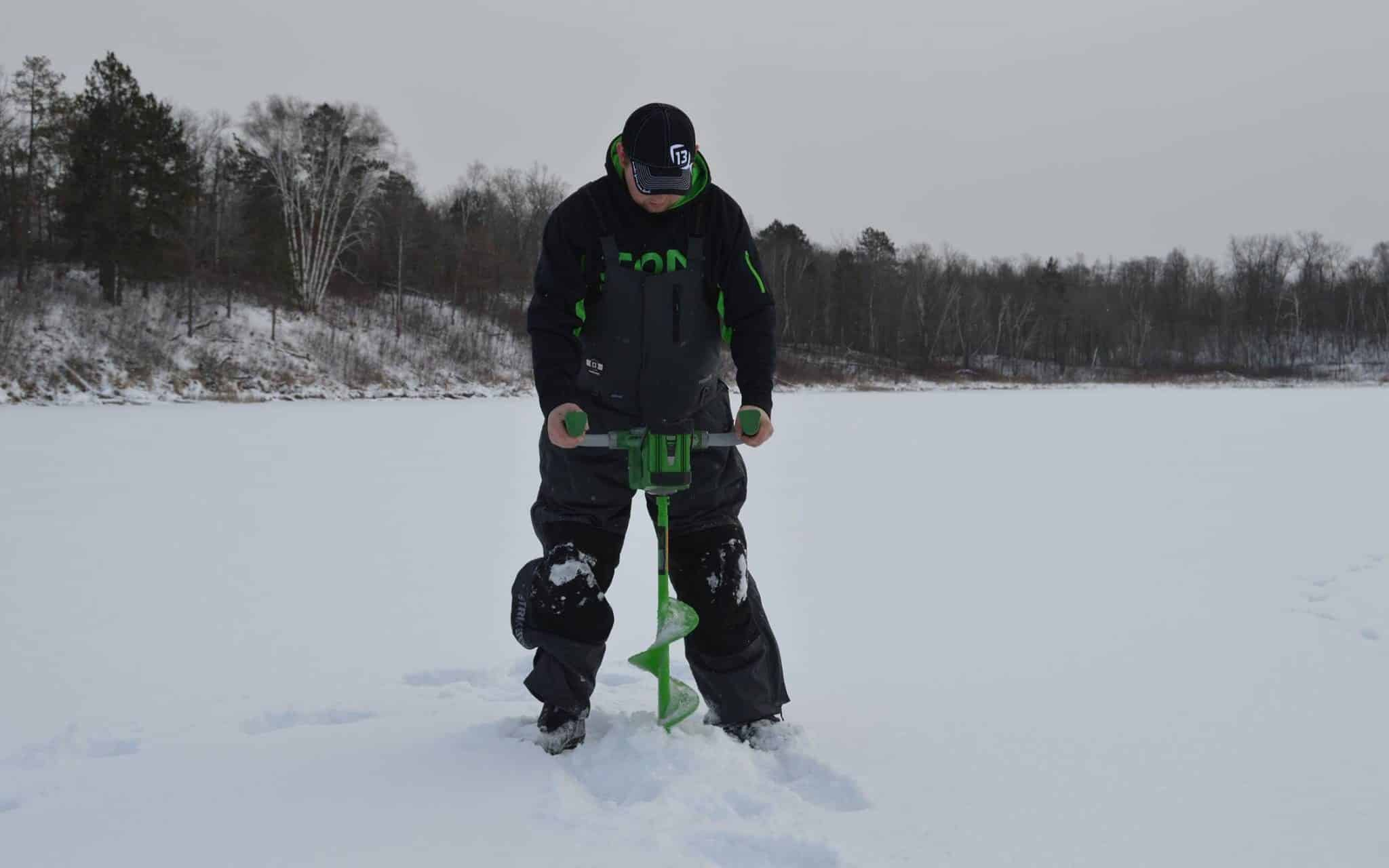 best electric ice auger