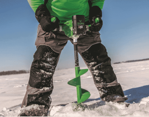 ION G2 Electric Ice Auger
