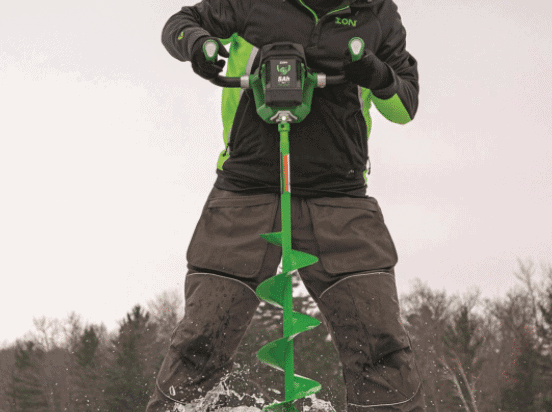 ION R1 Gen1 Electric Ice Fishing Auger