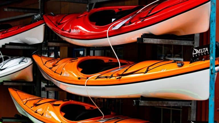 How To Store A Kayak In A Garage – Different Options