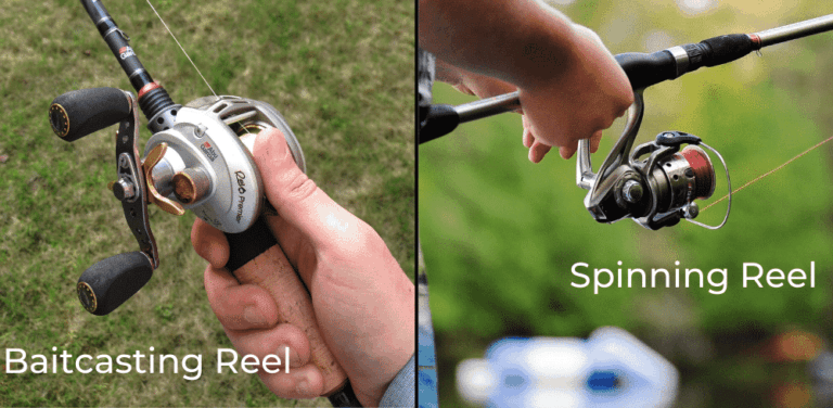 Spinning Rod vs Casting Rod: What's The Difference?