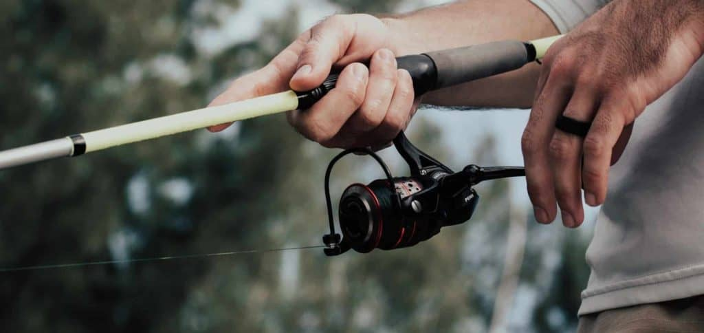 types of spinning reels