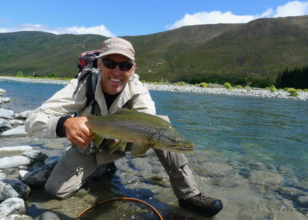 trout fishing for beginners