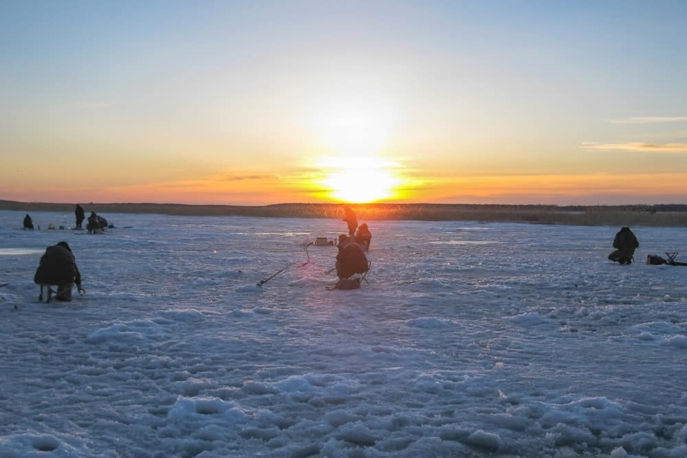 Essential Tips for Ice Fishing at Night