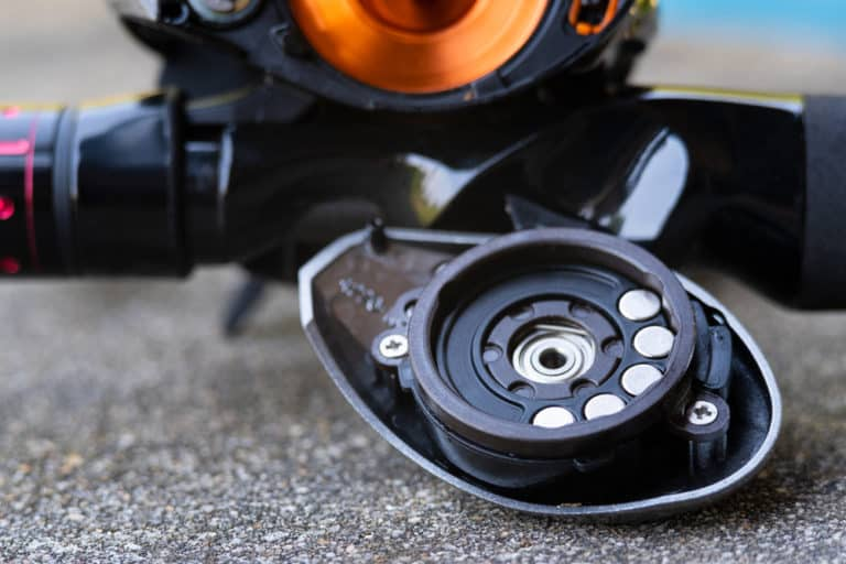 How To Set The Magnetic Brake On A Baitcaster