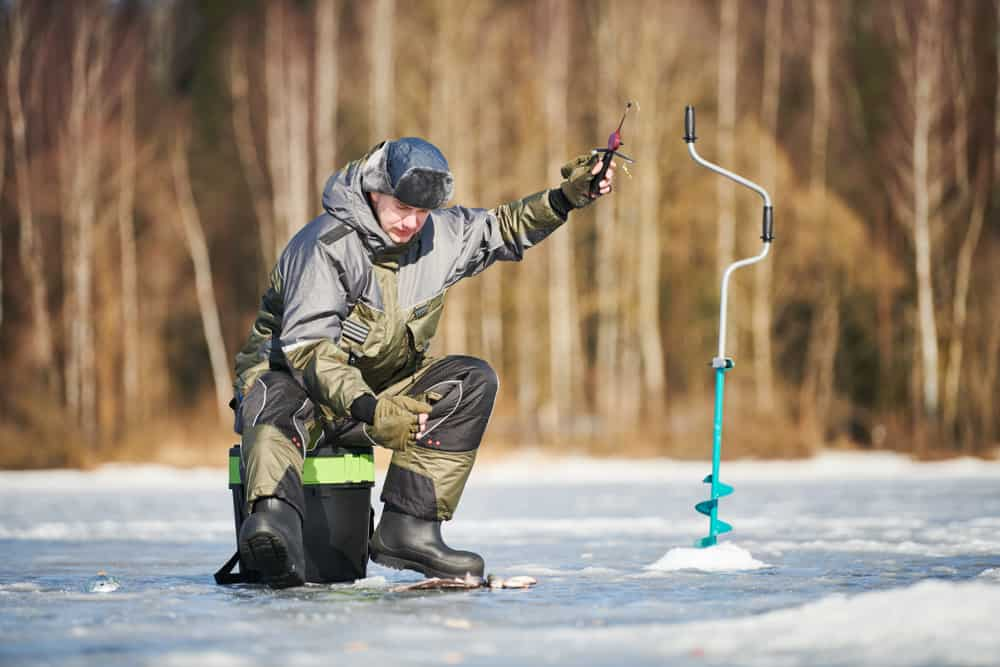 5 Best Ice Fishing Augers